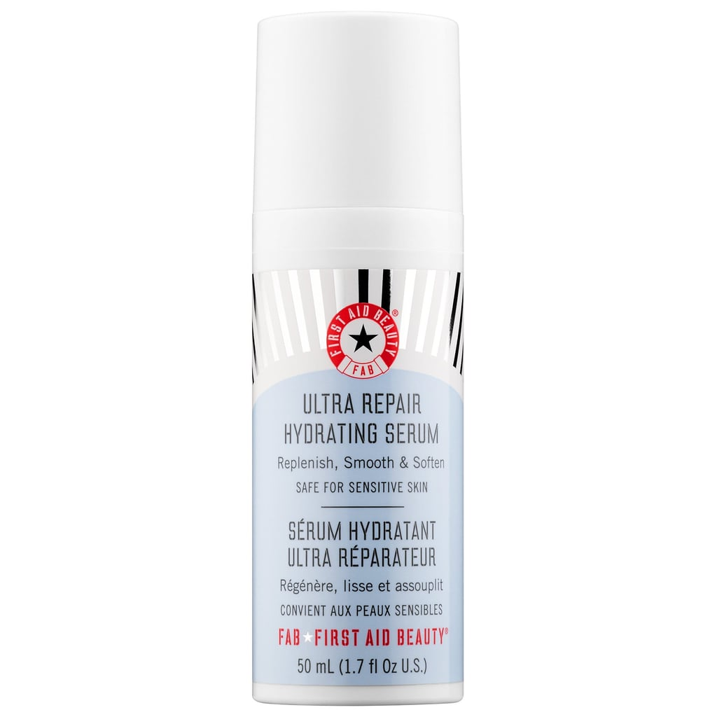 Best Serum For Dry Skin: First Aid Beauty Ultra Repair Hydrating Serum
