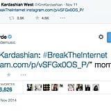 Lorde Called Kim Kardashian Mom