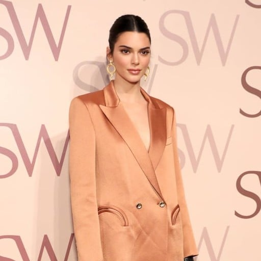 Kendall Jenner at Fashion Week Fall 2019