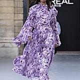 Liya Kebede Walks Le Défilé L'Oréal Paris 2019