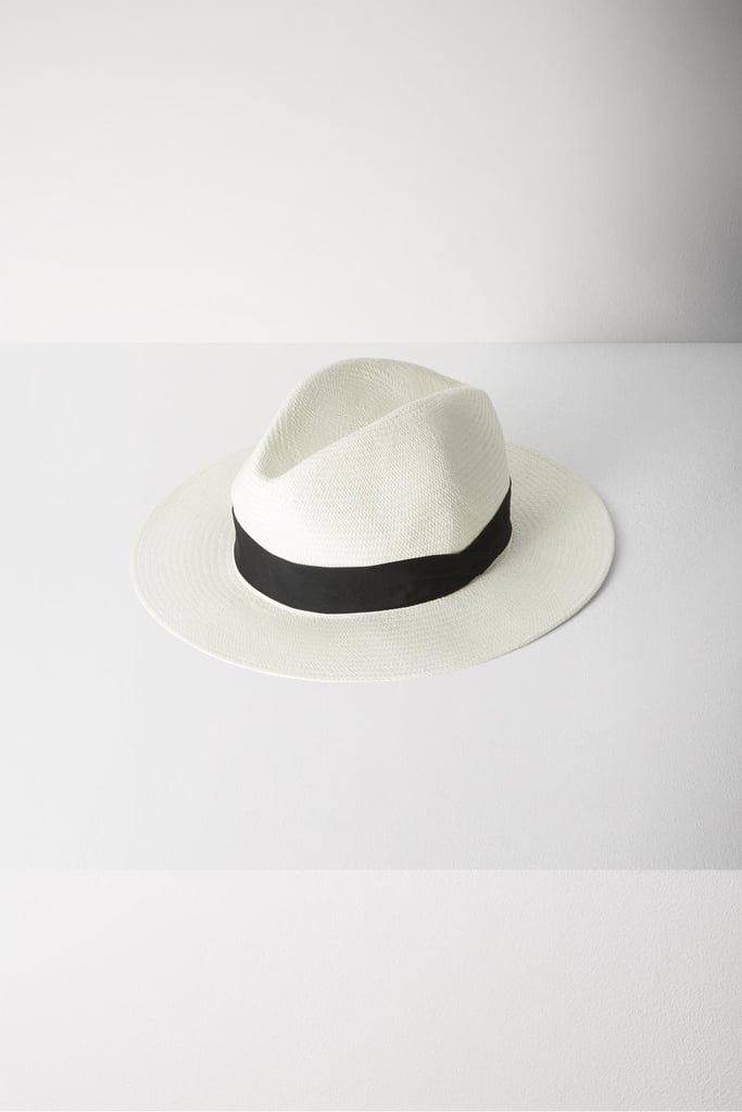 With a trip to the beach on the horizon, I'm finally getting around to planning what to pack. I have a swimsuit and cover-up, the last thing missing is this Rag & Bone Panama Hat ($230). The wide brim will keep my face protected from the sun while the weave will keep my head cool — and while comfort is key, this topper happens to be überfashionable too.  — AM, assistant editor