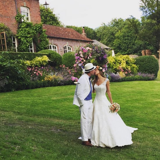 Guy Ritchie and Jacqui Ainsley Wedding Pictures