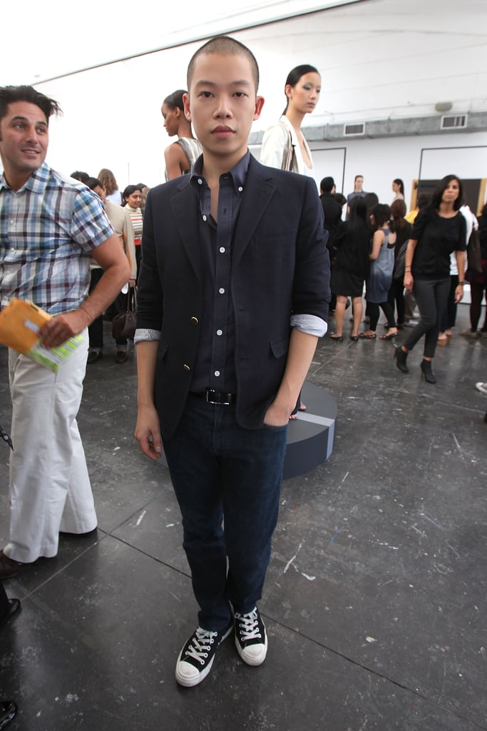 Spring 2011 New York Fashion Week: Jason Wu for TSE