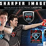 Sharper Image Two Player Electronic Laser Tag Set
