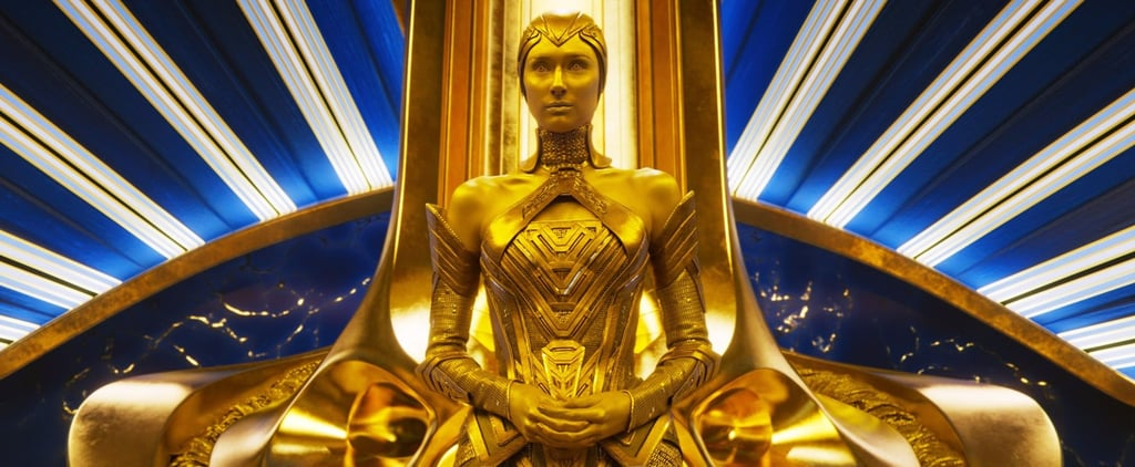 Who Plays Ayesha in Guardians of the Galaxy 2?