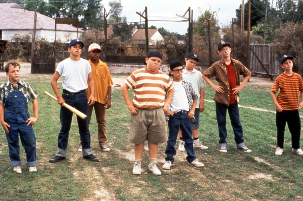 """Batter up! The cast of 1993's The Sandlot virtually linked up to take a trip down memory lane on costar Patrick Renna's YouTube series, You're Killing Me With Patrick Renna. The 41-year-old actor — who played Ham Porter — hosted the get-together with Los Angeles Dodgers player Justin Turner and caught up with fellow castmates, including Tom Guiry (Scotty Smalls), Brandon Quintin Adams (Kenny DeNunez), Grant Gelt (Bertram Grover Weeks), Marley Shelton (Wendy Peffercorn), and Wil Horneff (Phillips).  In a teaser shared on Thursday, the squad reminisced on some of their most famous lines, such as Renna's """"You're killing me, Smalls"""" and Horneff's """"You eat dog crap for breakfast, geek!"""" The gathering was organised to help benefit the Justin Turner Foundation, which was founded by Turner and his wife, Kourtney. The charity supports youth baseball organisations, as well as homeless veterans and children who are battling illnesses and diseases. Ahead, watch a preview of the reunion, which will premiere on July 15, and then scroll through memorable stills from the film for a dose of nostalgia. Oh, and read up on everything we know about the upcoming Sandlot series — because, yes, that's happening!      Related:                                                                                                           20 Pictures From The Sandlot That Will Instantly Transport You to the Summer of 1962"""