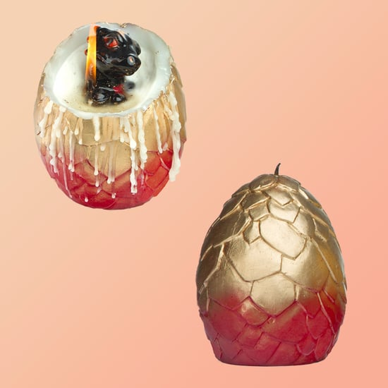 ThinkGeek Hatching Dragon Egg Candle