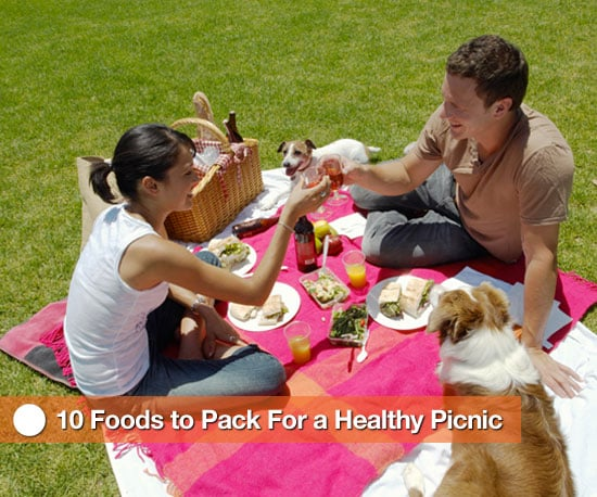 Foods to Pack For a Healthy Picnic