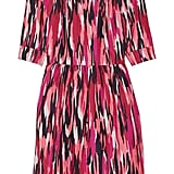 There's something painterly perfect about this printed dress ($1,060) from Jonathan Saunders.