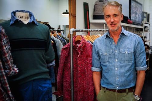 Designer Michael Bastian Has an Unexpected Hangover Strategy