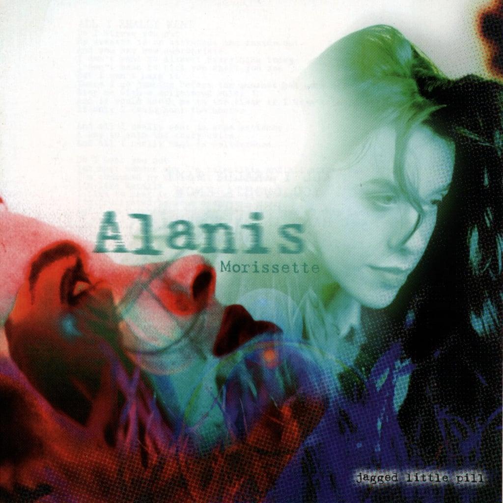 Alanis Morissette — Jagged Little Pill