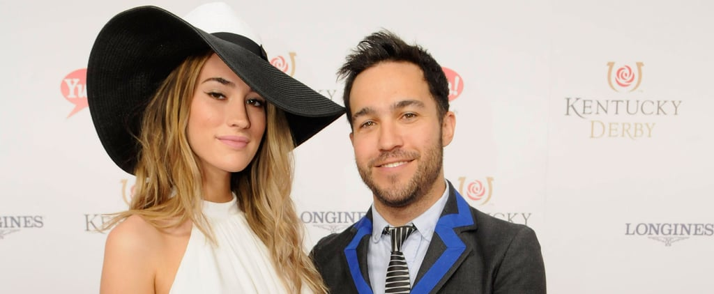 Pete Wentz Welcomes Second Son With Meagan Camper