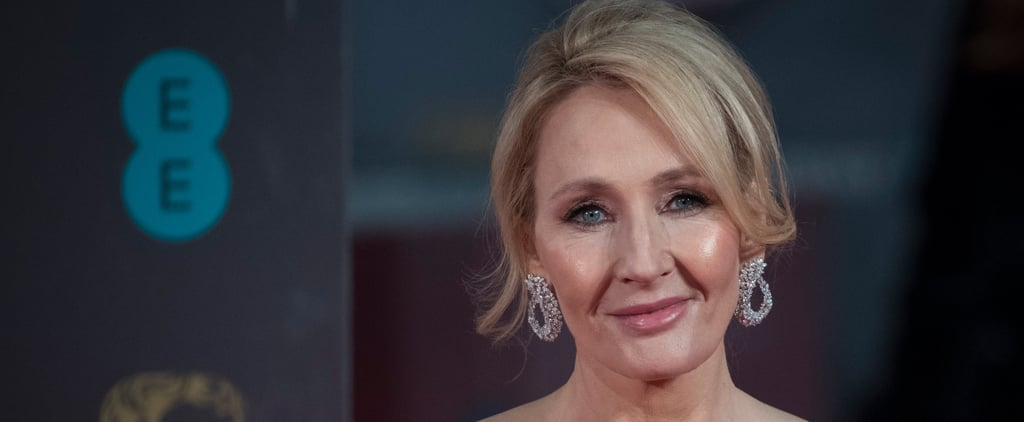 Nope, That's Not Bacon Sizzling — It's J.K. Rowling's Latest Trump Burn
