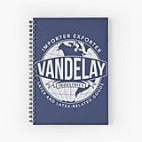 Vandelay Industries Hardbound Journal