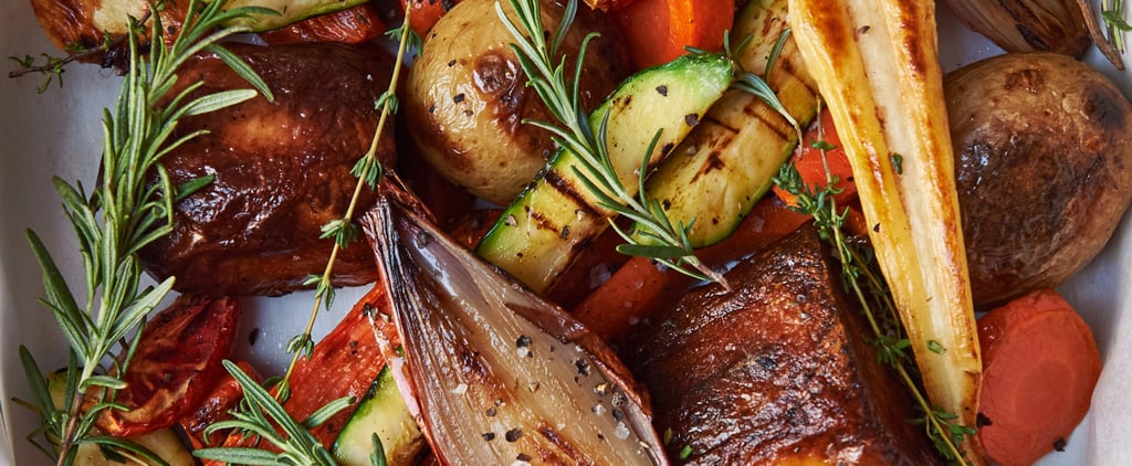 Rosemary and Thyme Roasted Vegetables For the Classic Christmas Dinner