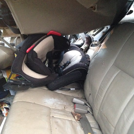 Toddler Survives Crash Due to Properly Installed Car Seat