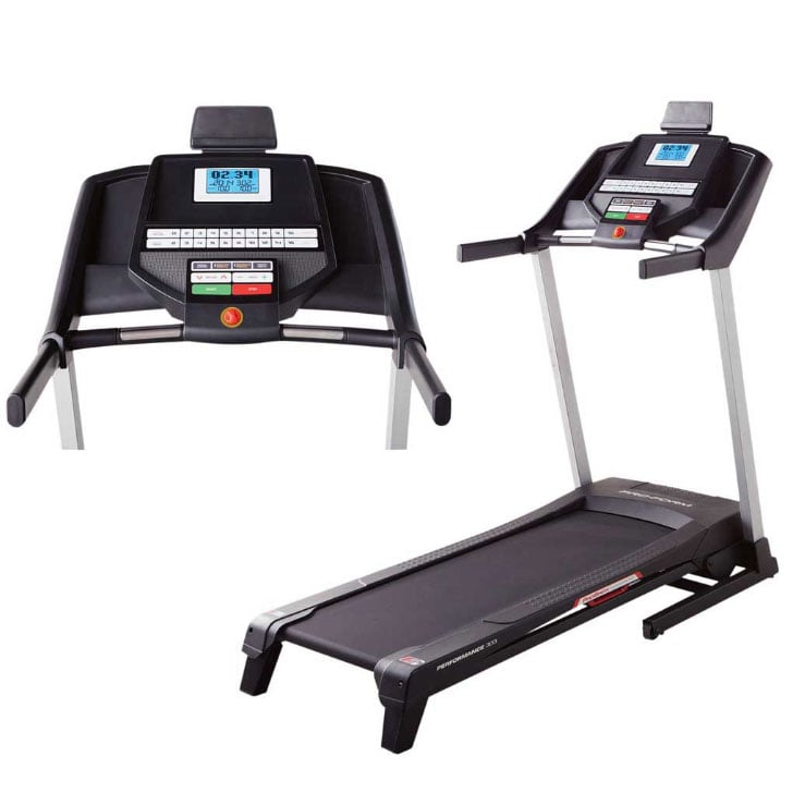 Treadmill Belt Crease In The Middle: Proform Performance 300I Treadmill, $999