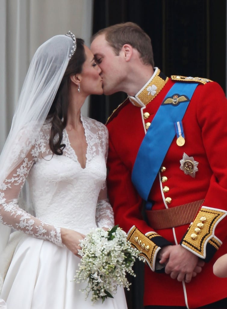 Kate and Will's Kiss, 2011