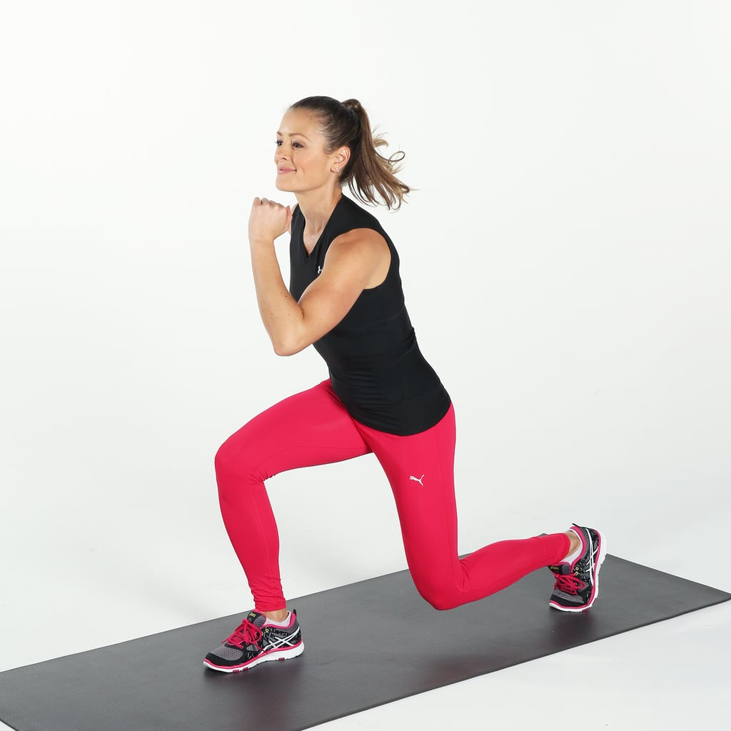 5-Minute Plyometric Workout (Total Body)
