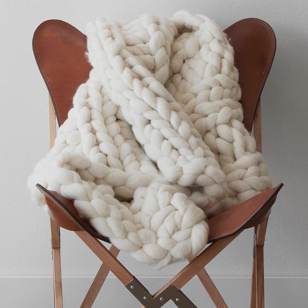 Nublado Wool Throw