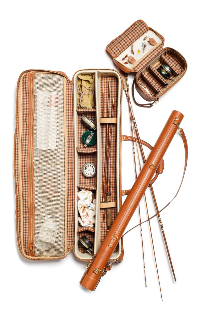 Leather Catch Fishing Kit