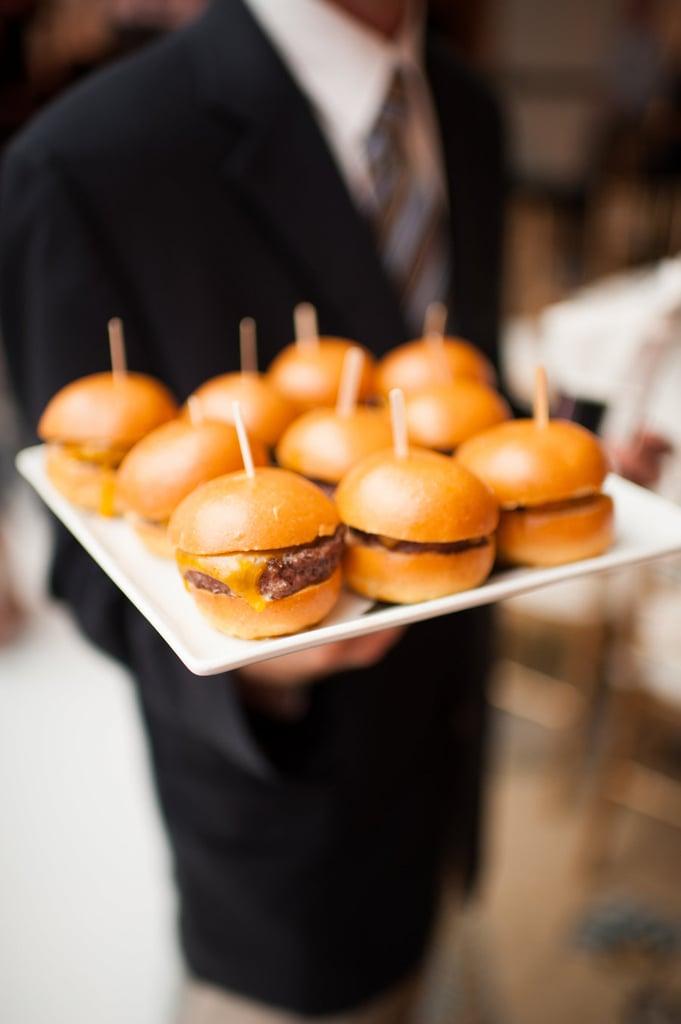 Mini Cheeseburgers
