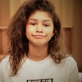 Zendaya No Makeup and Natural Hair