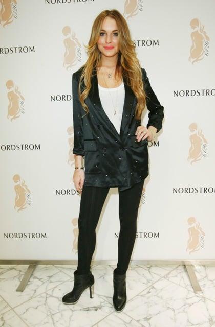 Lindsay Wearing the Olivia Legging