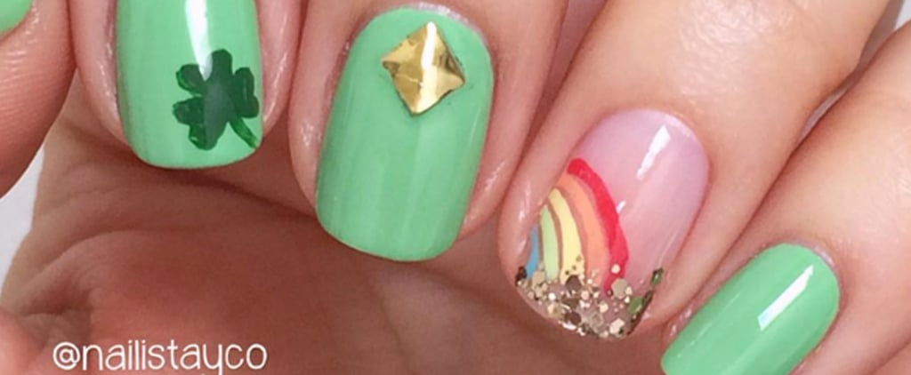 30 St. Patrick's Day Nail Art Ideas to Copy From Instagram
