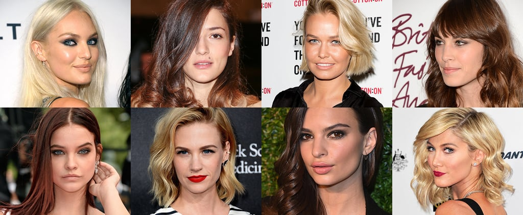 Celebrity Summer Hair Ideas