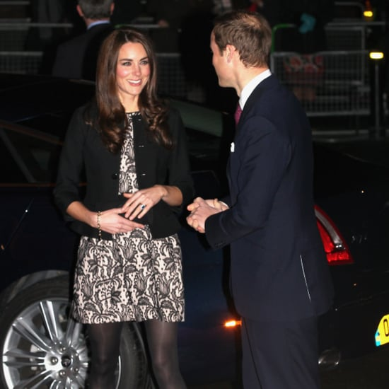 Kate Middleton and Prince William at Gary Barlow London Concert Pictures