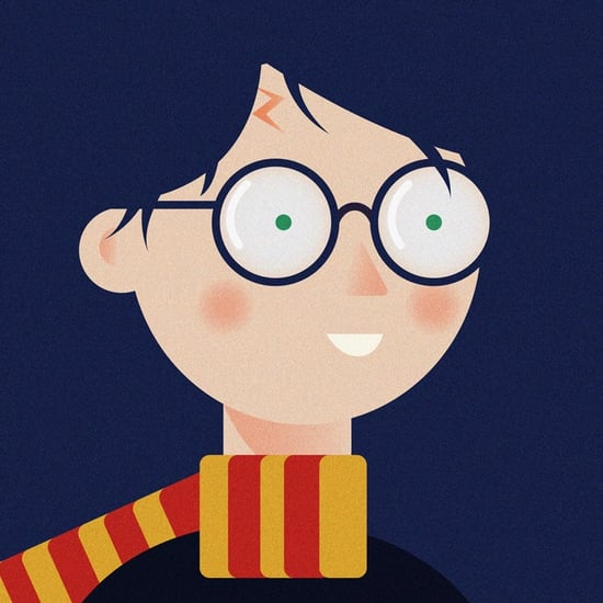 Minimalist Harry Potter Illustrations