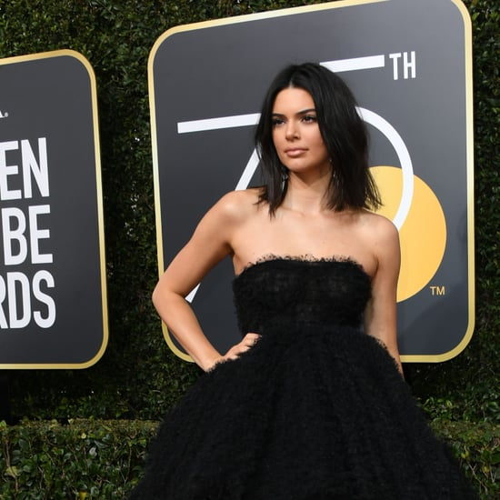 Why Is Kendall Jenner at the Golden Globes?