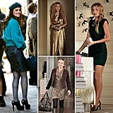 Catch up on all the drama (and dramatic style) on season five of Gossip Girl now — we've got all the best looks here, ready to be shopped.