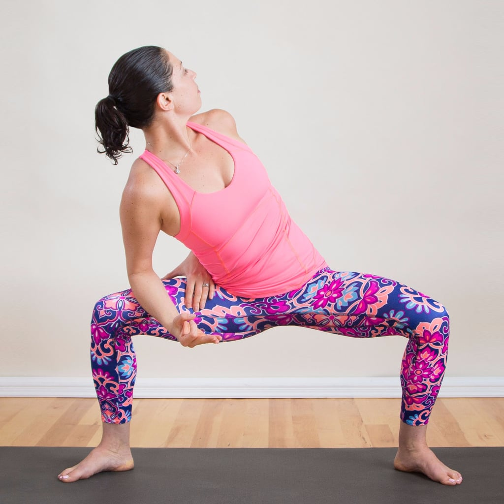 Feel the Ultimate Butt and Thigh Burn With This Intense Yoga Sequence