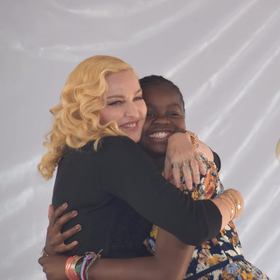 Madonna Opens Children's Hospital in Malawi