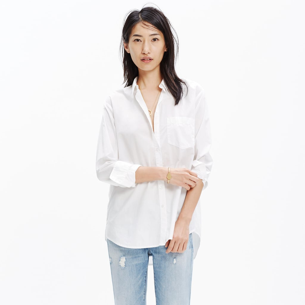 A Classic Button-Down