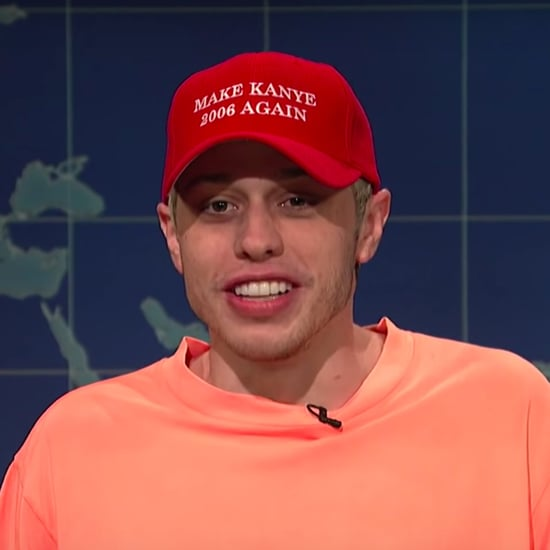 Pete Davidson on Kanye West's Saturday Night Live Rant Video