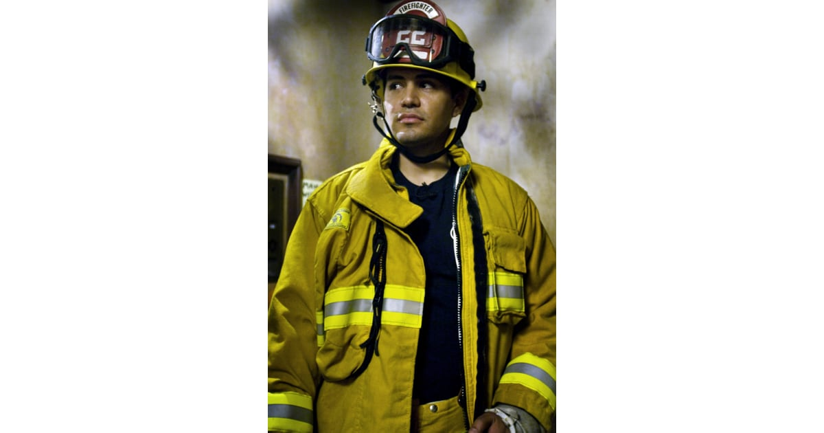 and a Firefighter's Uniform | Jay Hernandez Hot Pictures ...