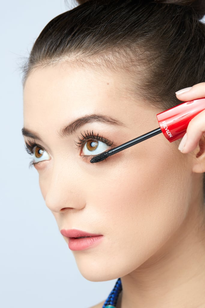 Step 3: Apply a mascara with multiple benefits