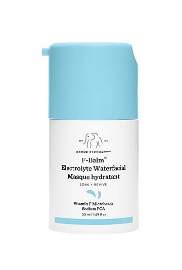 Drunk Elephant F-Balm Electrolyte Waterfacial Mask Review