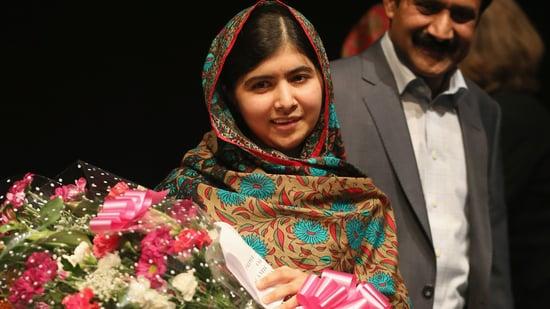 Stars React to Nobel Peace Prize Winner Malala Yousafzai