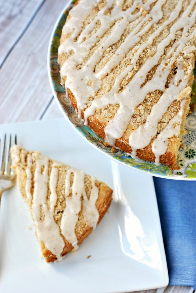 Eggnog Coffee Cake Dunkin Donuts Copycat Recipes Popsugar Food