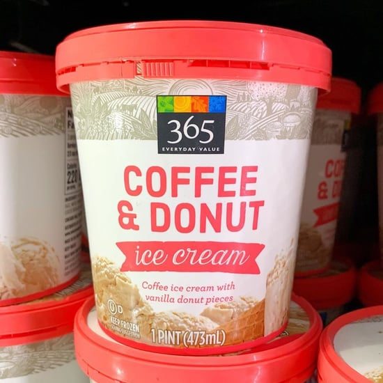 365 Whole Foods Coffee and Donut Ice Cream
