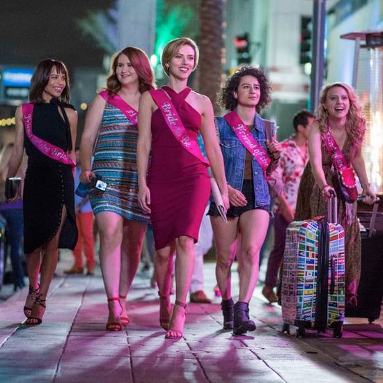 Interview with the Cast of Rough Night