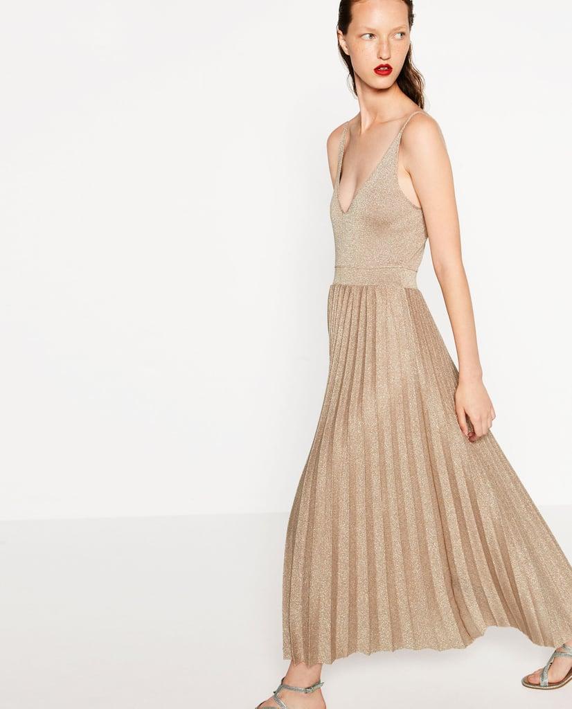 فستان راقصة الباليه بالنسخة المحدودة من زارا ($100)
