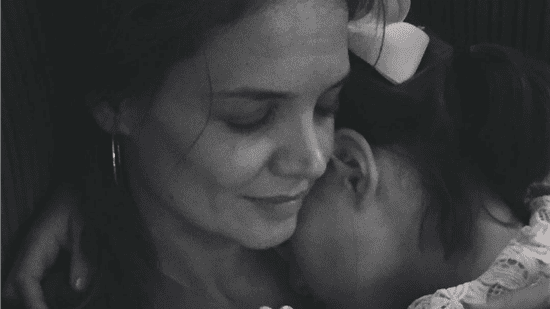 Katie Holmes is Totally Twinning With Suri in Adorable Instagram