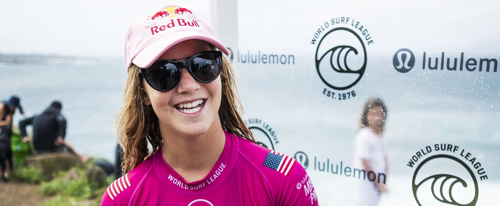 Surfer Caroline Marks on Coronavirus Olympics Postponement