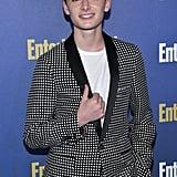 Noah Schnapp  at EW's 2020 SAG Awards Preparty