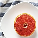 Vegetarian: Spiced Honey-Broiled Grapefruit